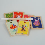 Wooden Picture Cards